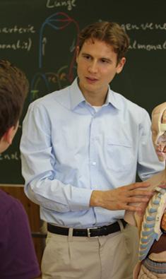 Dozent Paul Blumenthal